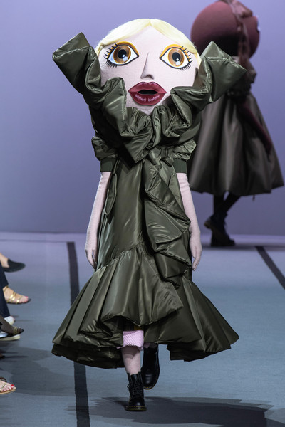 Viktor & Rolf at Couture Fall 2017