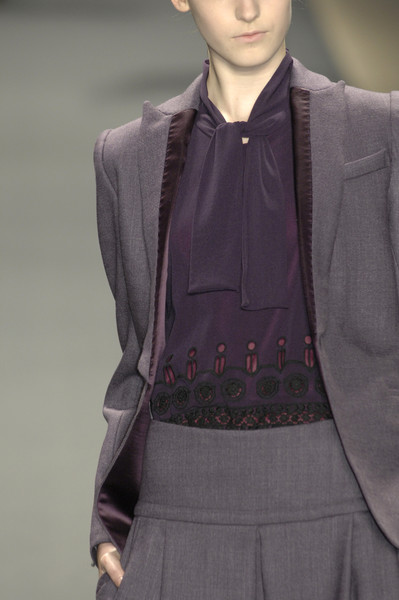 Vivienne Tam at New York Fall 2007 (Details)