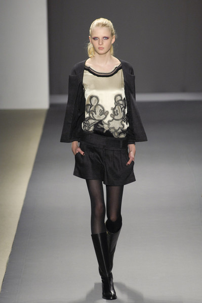 Vivienne Tam at New York Fall 2008
