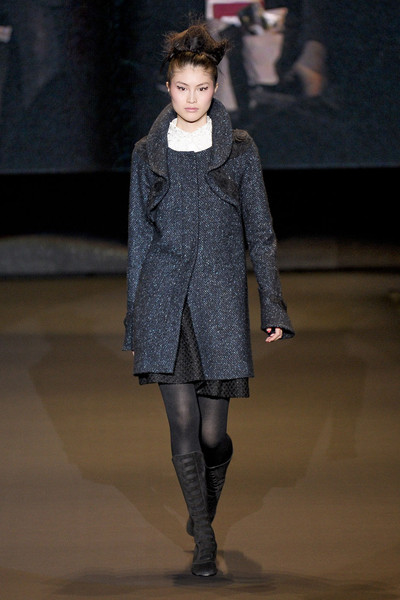 Vivienne Tam at New York Fall 2011