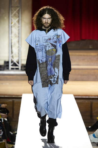 Vivienne Westwood at London Fall 2019