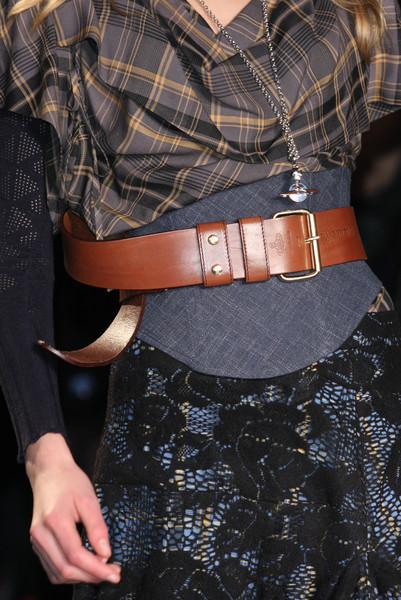 Vivienne Westwood Red Label at London Fall 2008 (Details)