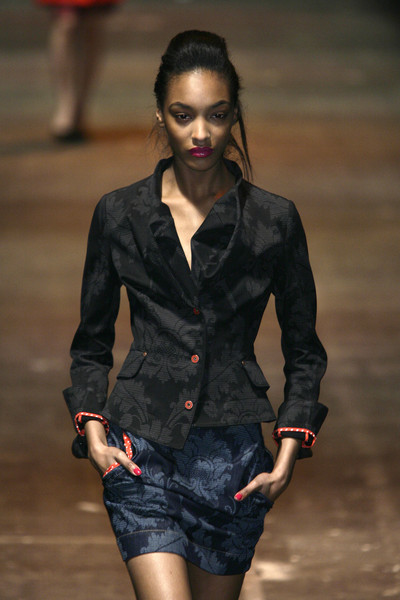 Vivienne Westwood Red Label at London Fall 2009