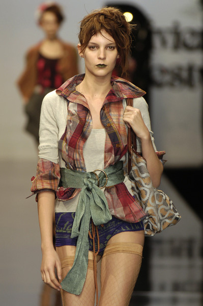 Vivienne Westwood at Paris Spring 2006