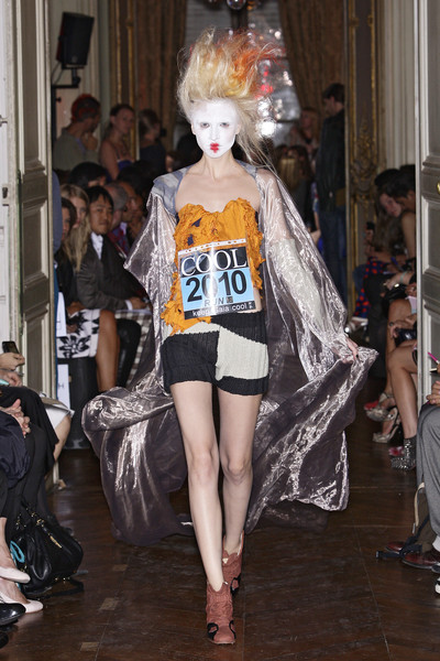 Vivienne Westwood at Paris Spring 2010