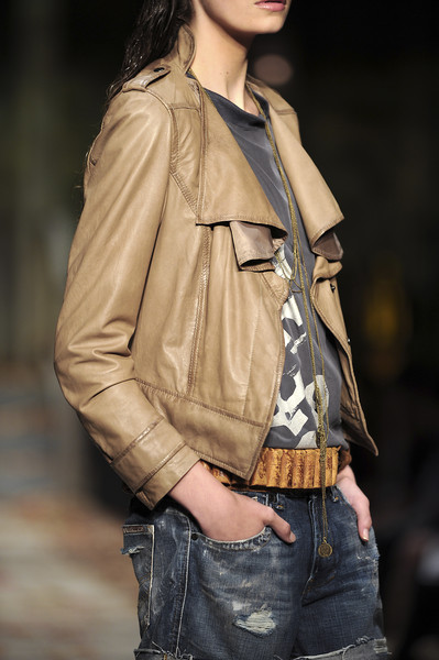 William Rast at New York Spring 2009 (Details)