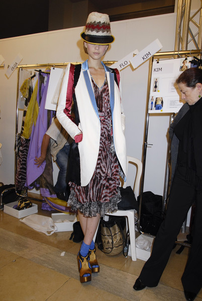 Wunderkind at Paris Spring 2008 (Backstage)