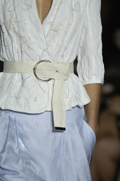 Y e Key at New York Spring 2006 (Details)
