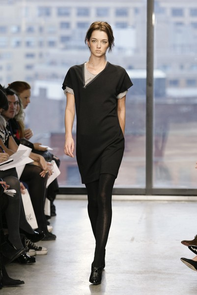 Yigal Azrouël at New York Fall 2007