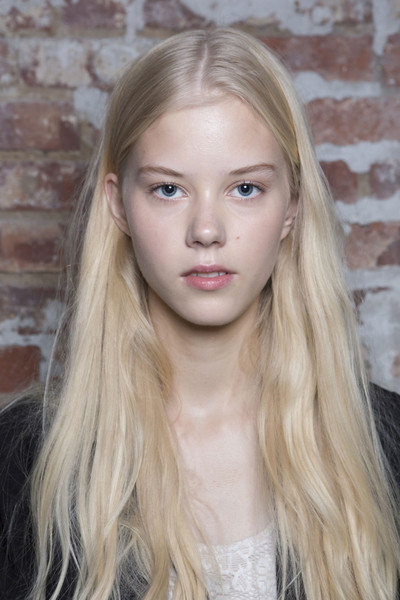 Yigal Azrouël at New York Spring 2015 (Backstage)