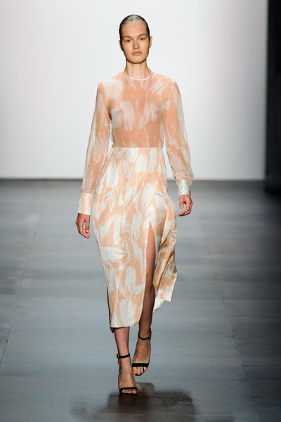 Yigal Azrouël at New York Spring 2016