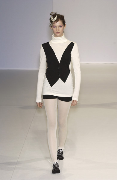 Yoichi Nagasawa at Paris Fall 2003