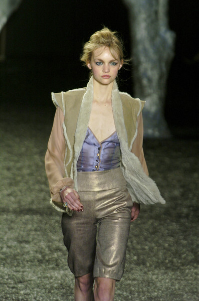 Zac Posen at New York Fall 2004