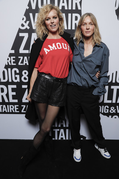 Zadig & Voltaire at Paris Spring 2019 (Backstage)