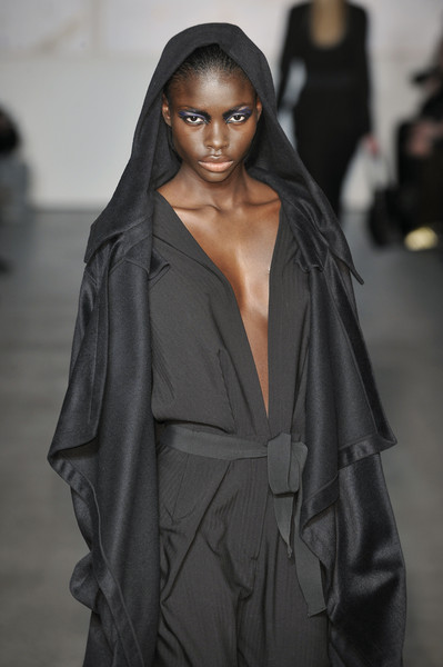 Zero + Maria Cornejo at New York Fall 2009