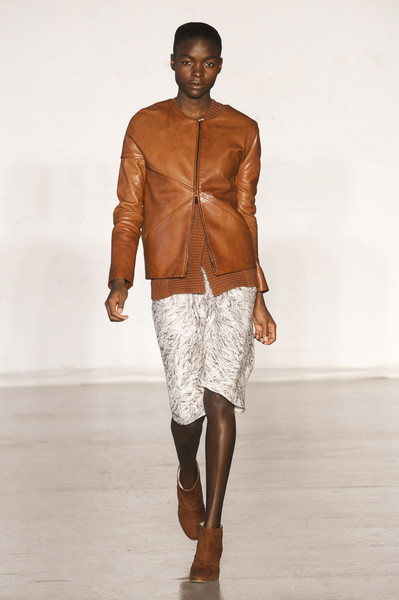 Zero + Maria Cornejo at New York Fall 2011