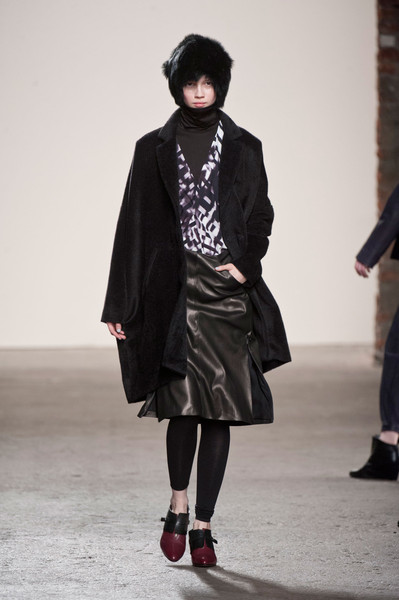 Zero + Maria Cornejo at New York Fall 2013