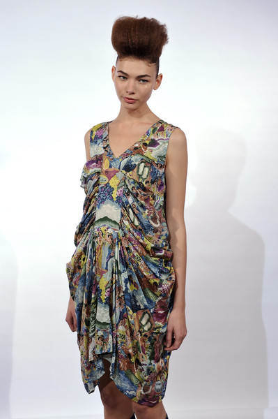 Zucca at Paris Spring 2010