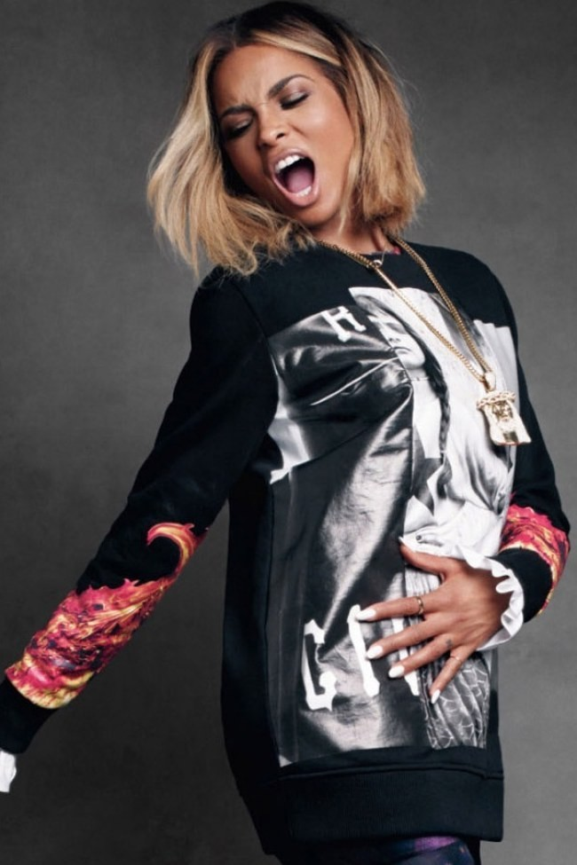 All The Times We Thought Ciara Should Quit Music To Model