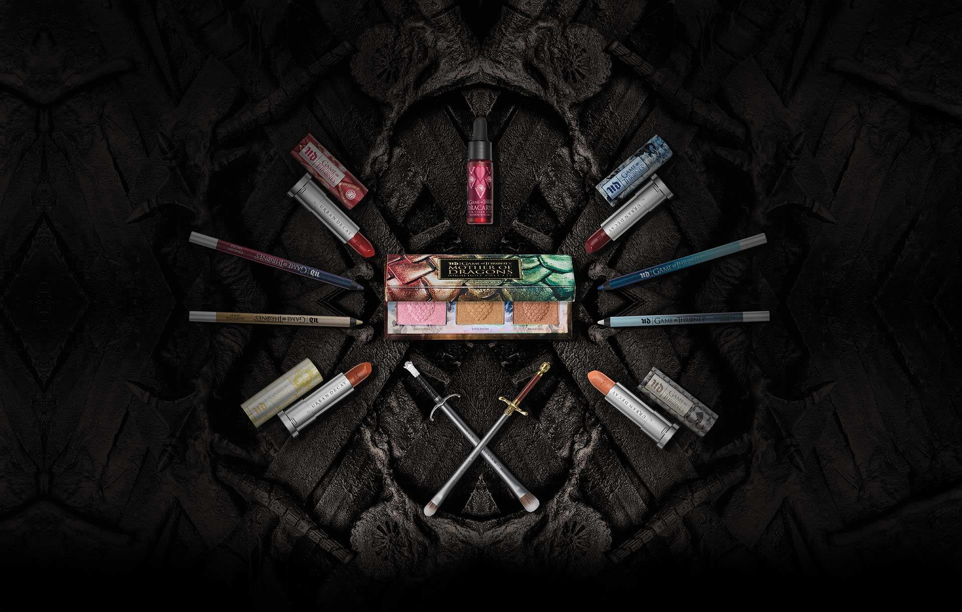 Urban Decay Is Releasing A 'GOT' Collection, Because Thrones Is Life