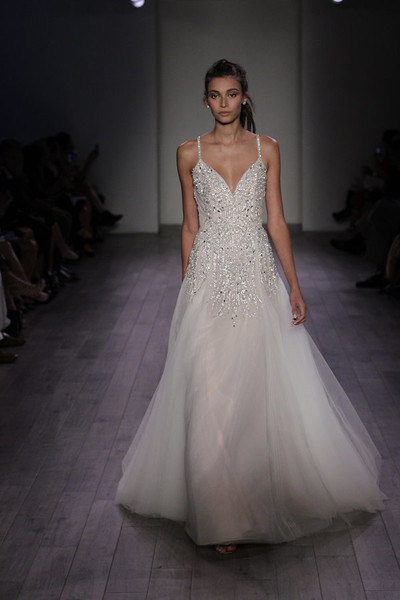 For the Glam Bride: The Comet Gown
