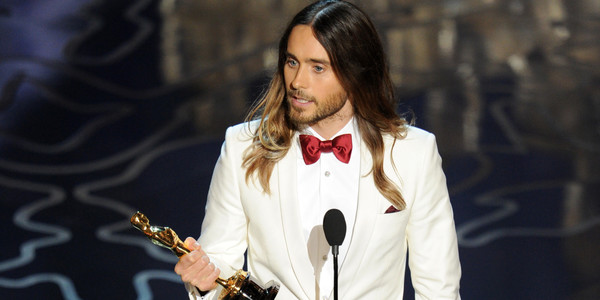 Jared Leto Brought Attention to Unrest in Ukraine
