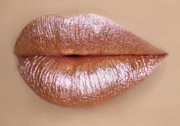 Rose Gold Lipstick