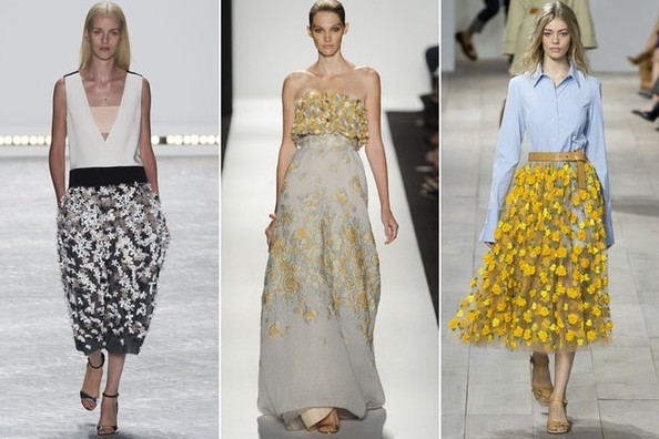 3d embellishments top trends from new york fashion week spring