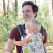 "You'll be ""babywearing in the wild"""