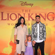 Chance The Rapper, Kirsten Corley, And Their Daughter Kensli Bennett,