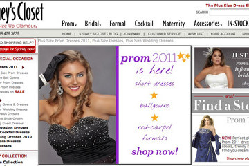 Plus Size Prom Dresses 2011