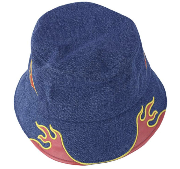 33d7f6e7a0d11 Flame Effect Bucket Hat - Instagram It-Girl Fashion Trends You Can ...