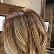 Toffee Blonde Balayage