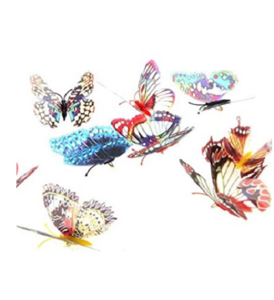 Pop-Up butterfly Clips