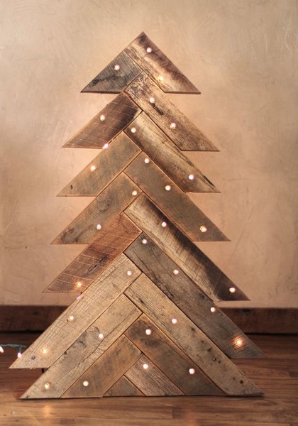 Barn Wood Tree