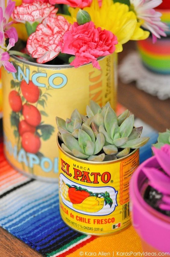 Fun cinco de mayo party decoration diys things we love livingly - Cinco de mayo party decoration ideas ...