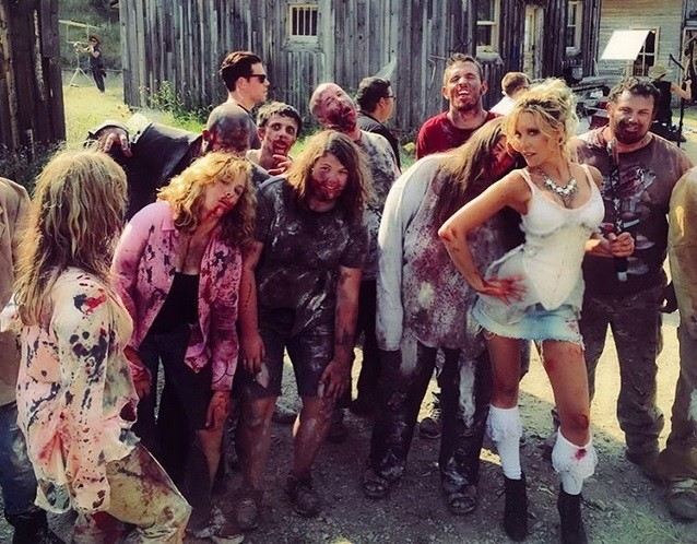 Backstreet Boys And 'N Sync Are Making A Zombie Movie Together And Yes This Is Real Life