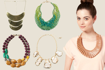 Fab Finds: Statement Necklaces for Under $50