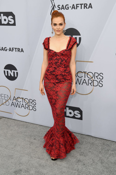 Madeline Brewer In Brock Collection