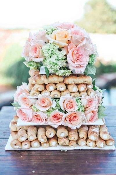 Cannoli & Flower Layers