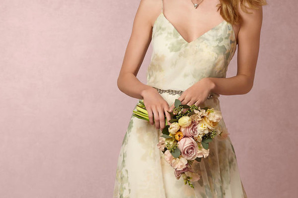 Printed Bridesmaid Dresses Your Besties Will Love
