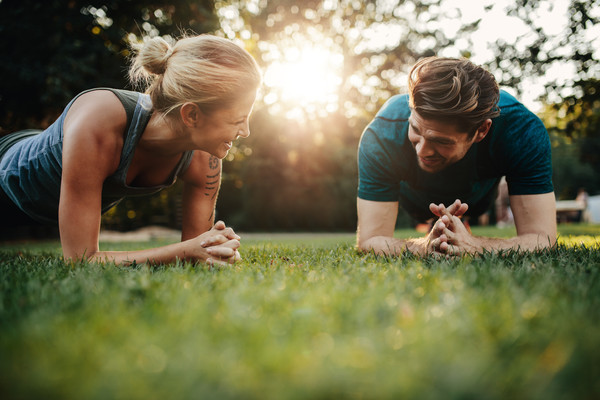 Exercise together
