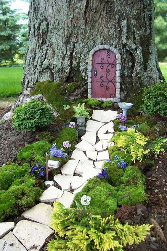 Sweet And Whimsical Miniature Fairy