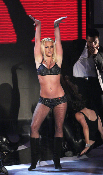 Britney Spears' Hot Mess Of A Performance