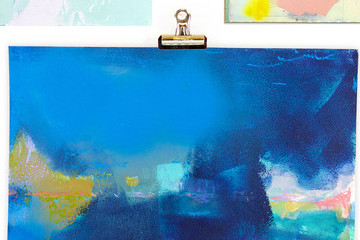 Painting Moments: Jenny Prinn Talks Art and the Layers of a Beautiful Life