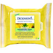 February: Dickinson's Daily Refreshingly Clean Cleansing Cloths