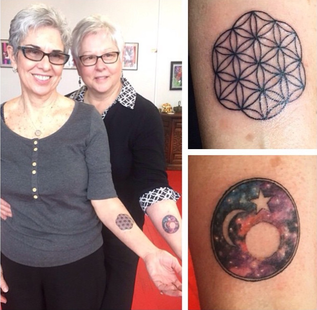 Friendship Only Gets Better With Age - Super Cute Matching Tattoo ...