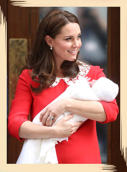 Photos Of The Royal Baby