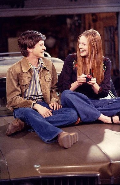 Eric And Donna — 'That '70s Show'