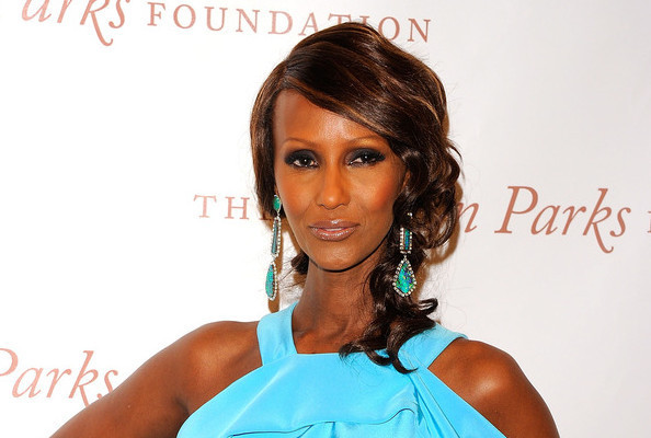 Iman's Tips for Looking Beautiful